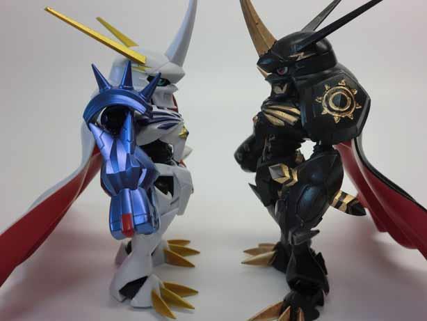 Relase Zwart Omnimon Jogress - Digimon Masters